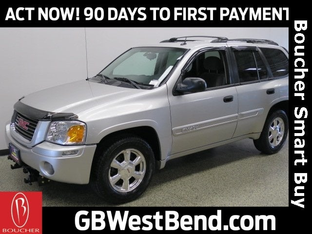 2005 gmc envoy sle in west bend wi milwaukee gmc envoy gordie boucher ford lincoln of west bend gordie boucher ford lincoln of west bend